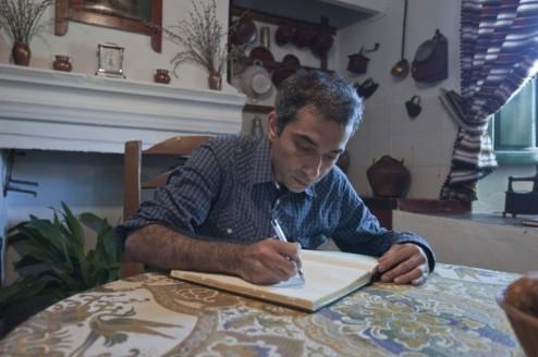 Mohsen Emadi (Ira) ex ICORN escritor