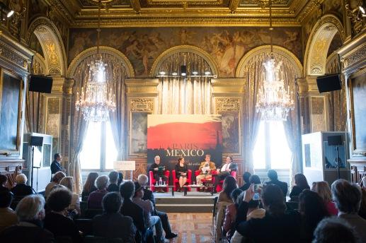 Paris accueille la rencontre « Paris – Mexico : capitales d'exil »